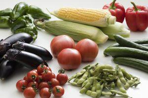 夏野菜を楽しむレシピ