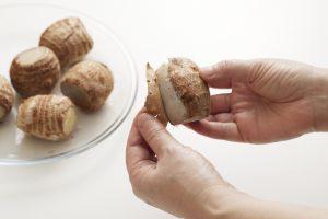 【旬野菜】レンジで簡単!里芋の皮むき&お手軽レシピ