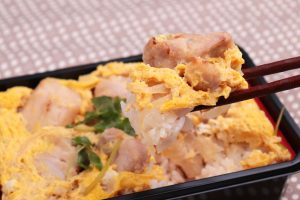 手鍋で作る親子丼の変えられない製法